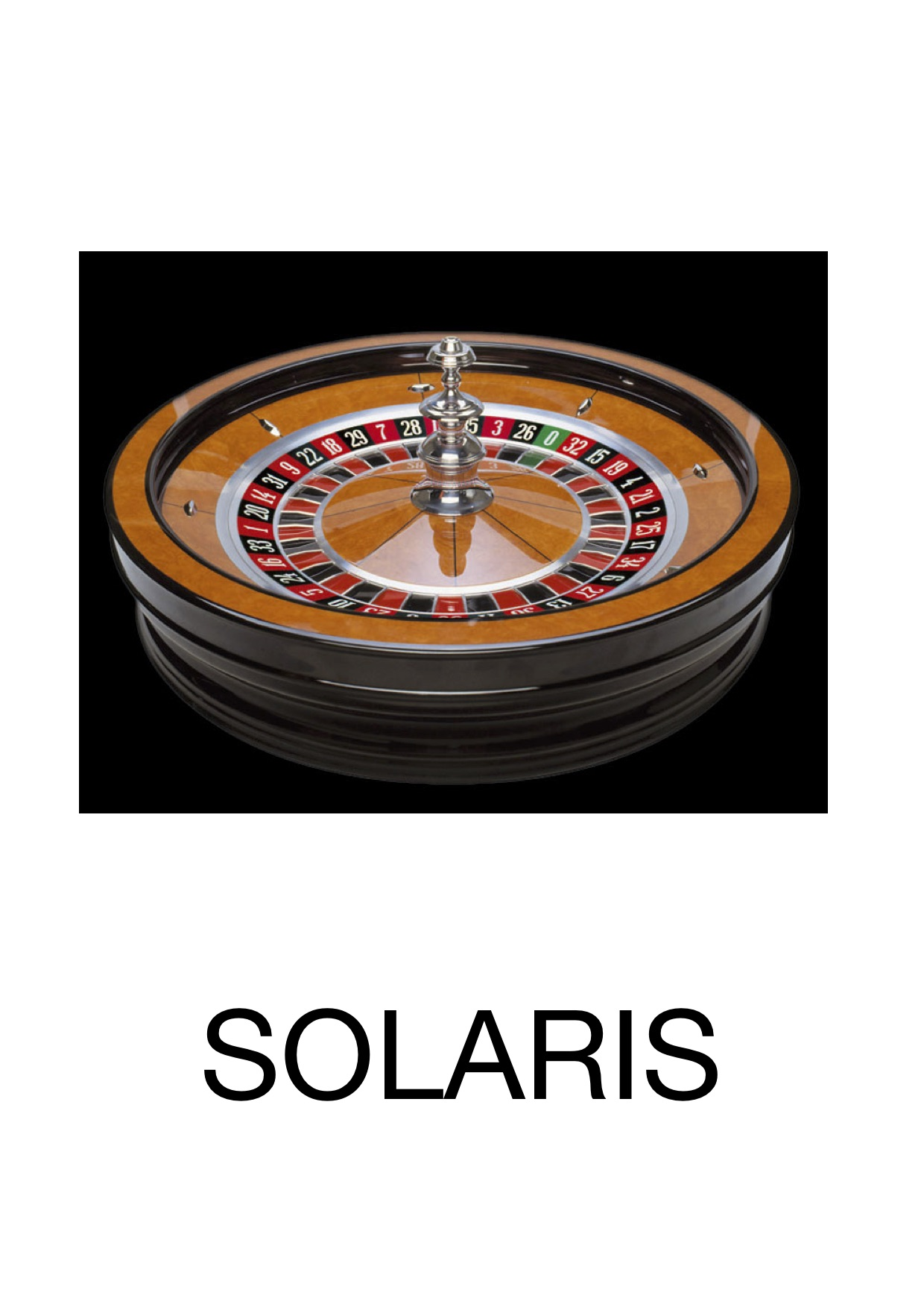 Solaris Wheel